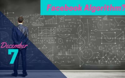 Social Media Marketing: The Facebook Algorithm Explained